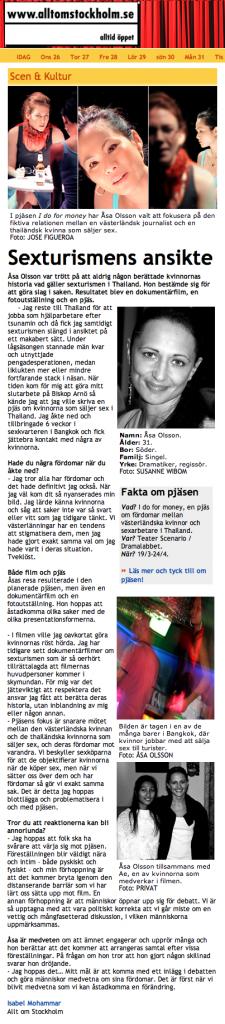 Intervju - AOS