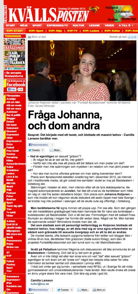 Expressen Kvällsposten