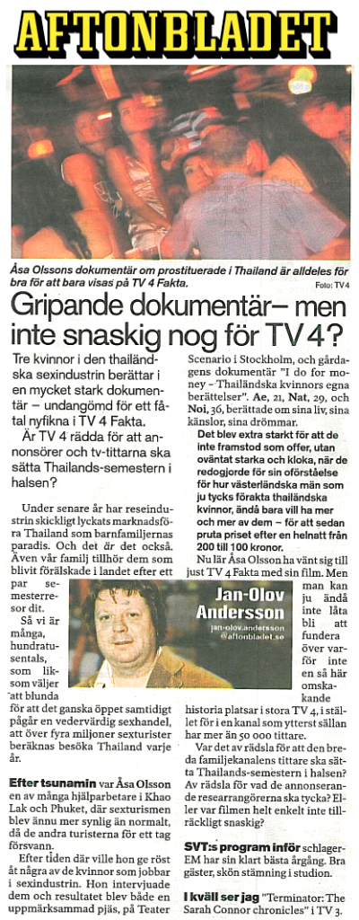 Recension - Aftonbladet